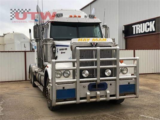 2007 Western Star 4800FX Universal Truck Wreckers  - Wrecking for Sale