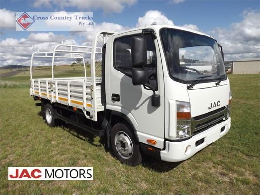 2018 Jac J45 Cross Country Trucks Pty Ltd  - Trucks for Sale