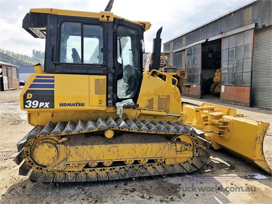 0 Komatsu D39PX-23 - Heavy Machinery for Sale