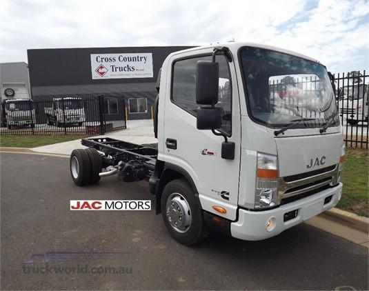 2018 Jac J45 Trucks for Sale