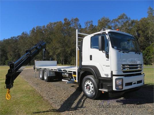 2020 Isuzu FXY 240-350 AUTO LWB - Trucks for Sale