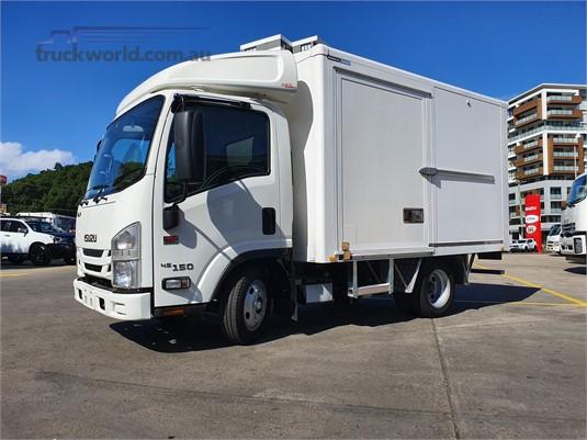 2018 Isuzu NLR Trucks for Sale