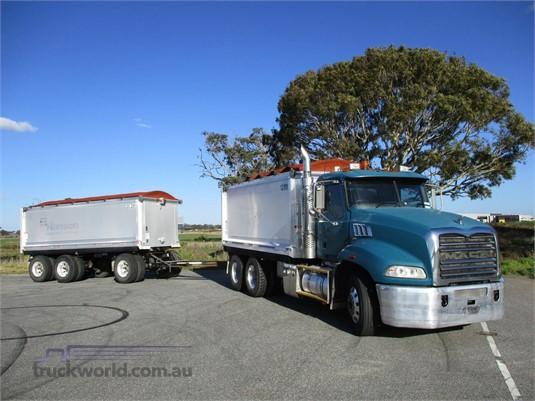 2012 Mack Granite Trucks for Sale