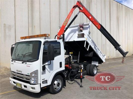 2013 Isuzu NPR 400 Premium Truck City - Trucks for Sale