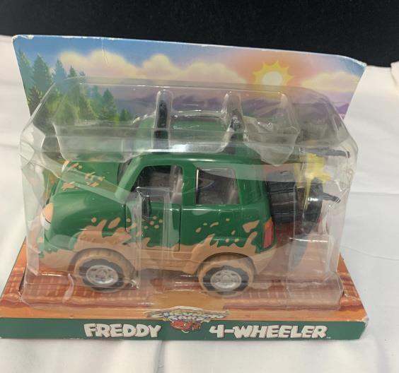 Chevron Cars Freddy 4 Wheeler Big Daddy Auctions Sales