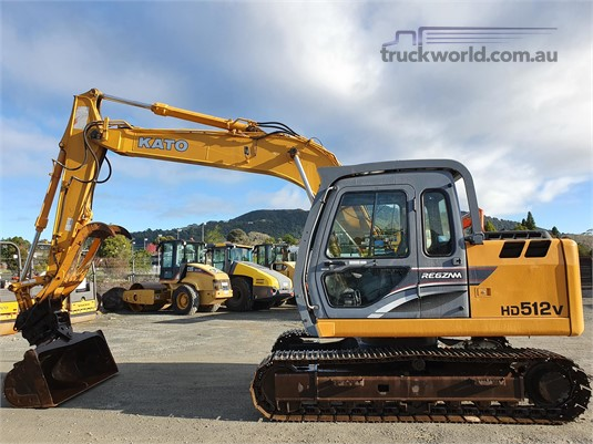 2011 Kato other - Heavy Machinery for Sale