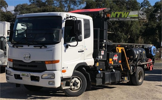 2012 UD MK11 250 Condor National Truck Wholesalers Pty Ltd - Trucks for Sale
