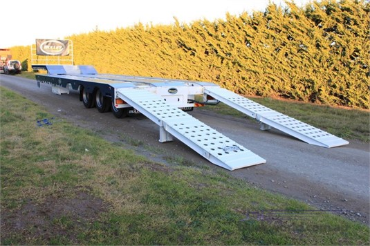 2020 Bullet Trailers Deck Widener - Trailers for Sale