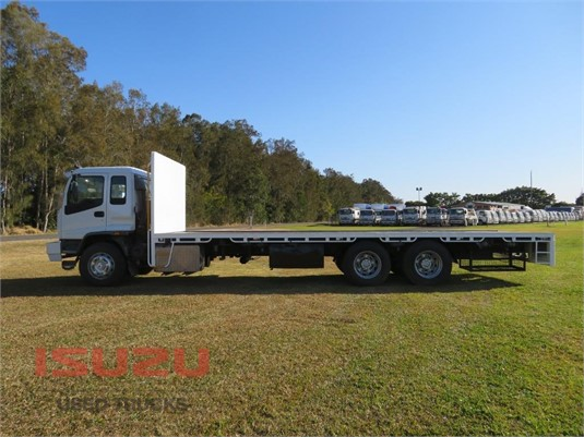 2005 Isuzu FVY1400 Used Isuzu Trucks - Trucks for Sale