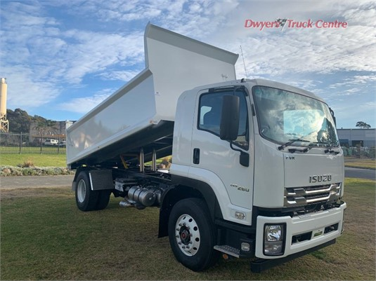 2019 Isuzu FVR 165 260 Dwyers Truck Centre - Trucks for Sale