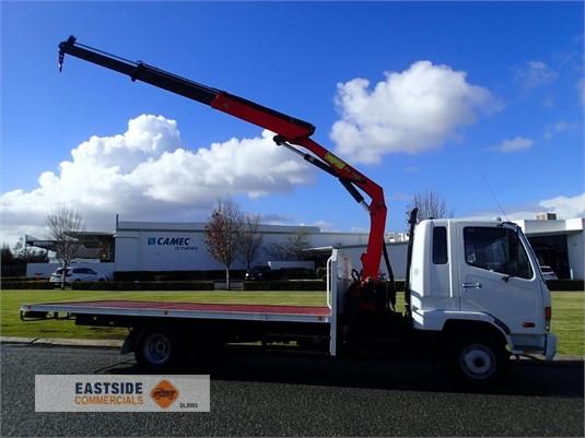 2002 Mitsubishi FK617 Eastside Commercials - Trucks for Sale