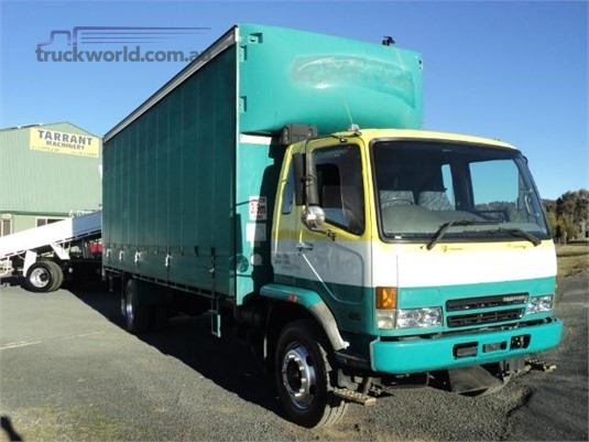 2003 Fuso Fighter 10 - Trucks for Sale