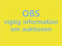 3485 NET: AUKTION O/BÅDE (HELE LANDET)