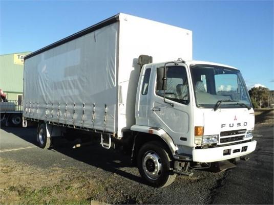 2005 Fuso Fighter 10 FM600 - Trucks for Sale