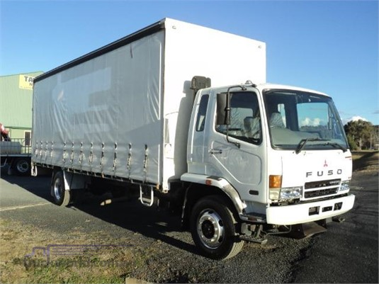 2005 Fuso Fighter 10 FM600 - Trucks for Sale