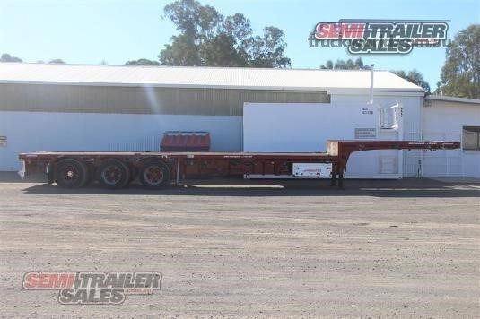 2002 Maxitrans Drop Deck Trailer Trailers for Sale