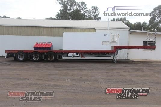 2008 Maxitrans Drop Deck Trailer Trailers for Sale