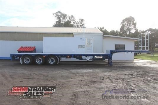 2017 Vawdrey Drop Deck Trailer Trailers for Sale