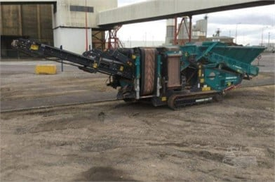 POWERSCREEN WARRIOR 600 For Sale - 7 Listings