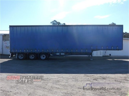 2008 Maxitrans Curtainsider Trailer Trailers for Sale