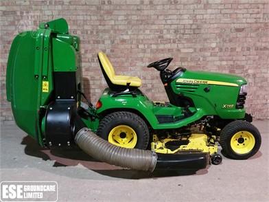 JOHN DEERE X748 En Vente - 12 Annonces | TractorHouse fr