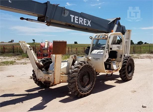 TEREX Telehandlers For Sale - 83 Listings | LiftsToday com