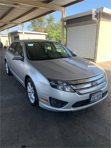 2012 Ford Fusion For Sale >> Lot 13 2012 Ford Fusion For Sale In San Juan Texas