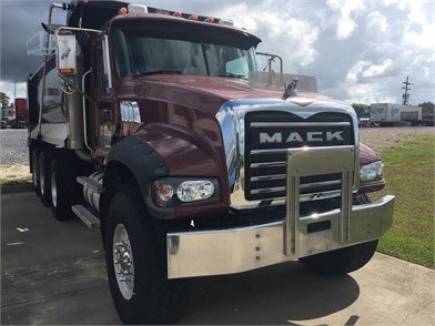 MACK GRANITE CTP713 Dump Trucks For Sale - 30 Listings