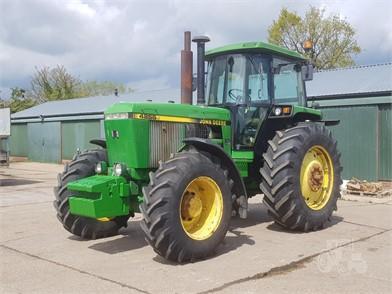 Gebruikt JOHN DEERE 4255 Te Koop - 20 Advertenties   Tractor