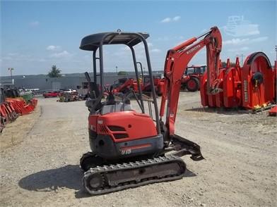 KUBOTA U15 For Sale - 11 Listings | MachineryTrader com