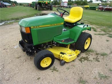 JOHN DEERE 425 For Sale - 52 Listings | TractorHouse com