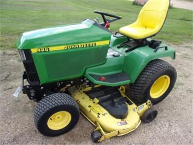 JOHN DEERE 445 For Sale - 23 Listings | TractorHouse com
