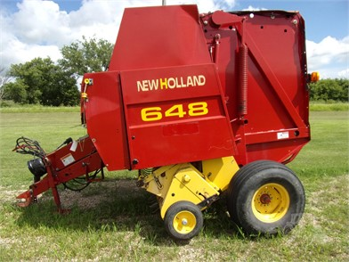 NEW HOLLAND 648 For Sale - 27 Listings | TractorHouse com