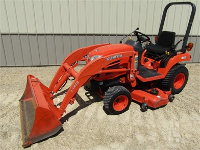 KUBOTA BX2350 For Sale - 27 Listings | MarketBook ca - Page