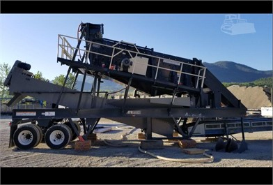 Screen Aggregate Equipment For Sale By VALLEY EQ - 44
