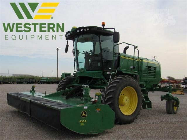 2016 JOHN DEERE W235 For Sale In ALVA, Oklahoma