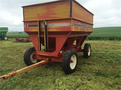 UNVERFERTH Gravity Wagons For Sale - 131 Listings