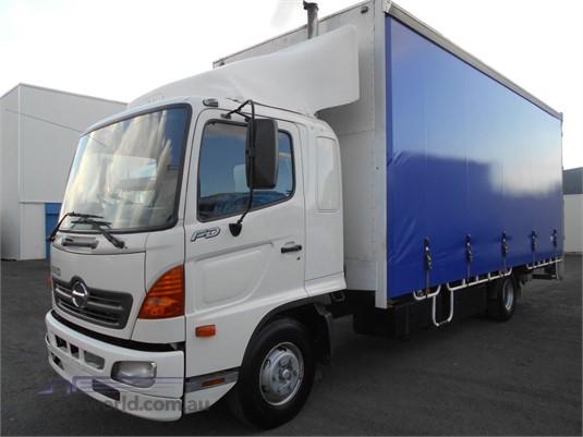 2007 Hino 500 Series 1024 FD - Trucks for Sale