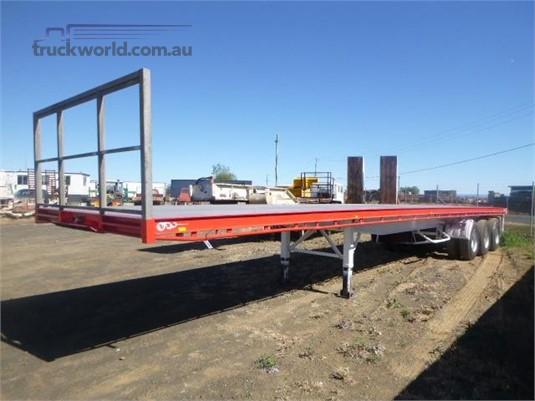 2009 Southern Cross Flat Top Trailer Trailers for Sale