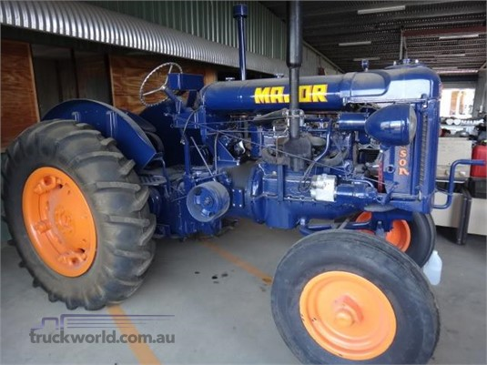 Fordson Major Tractor Western Traders 87 - Farm Machinery for Sale