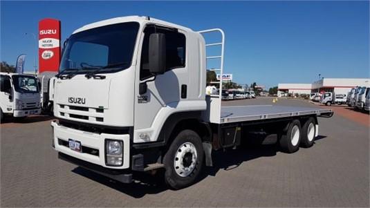 2013 Isuzu FVY 1400 - Trucks for Sale