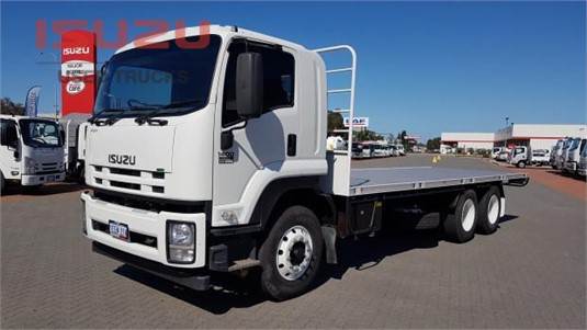 2013 Isuzu FVY 1400 Used Isuzu Trucks - Trucks for Sale