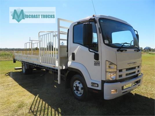 2014 Isuzu FRR500 Midcoast Trucks - Trucks for Sale