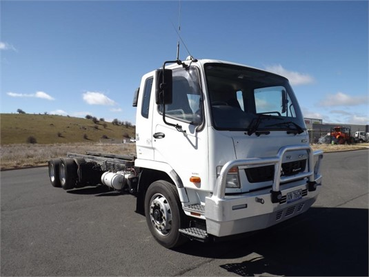 2014 Fuso FM - Trucks for Sale