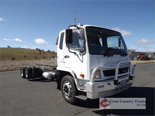 2014 Fuso FM Cross Country Trucks Pty Ltd - Trucks for Sale