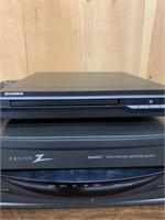 Sylvania DVD-Zenith VCR