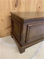 Maple & Cedar Lined Storage Trunk