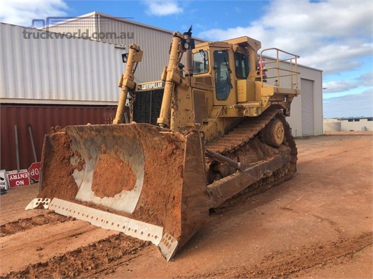 1988 Caterpillar D9N - Heavy Machinery for Sale