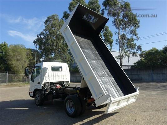 2011 Hino 300 Series 614 - Truckworld.com.au - Trucks for Sale