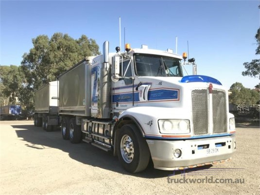 2010 Kenworth T408 Trucks for Sale